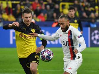 PSG - BVB: Highlights im Video - Borussia Dortmund scheitert in der Champions League