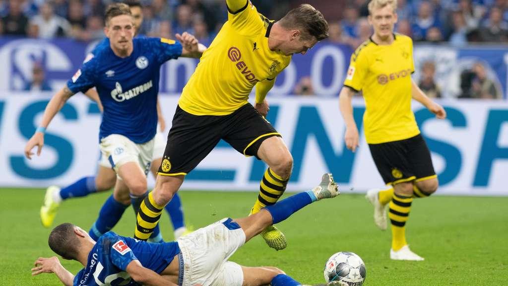 Zusammenfassung Dortmund Schalke
