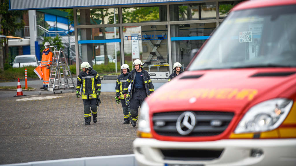 Arbeitsunfall Soest Soest-Ost