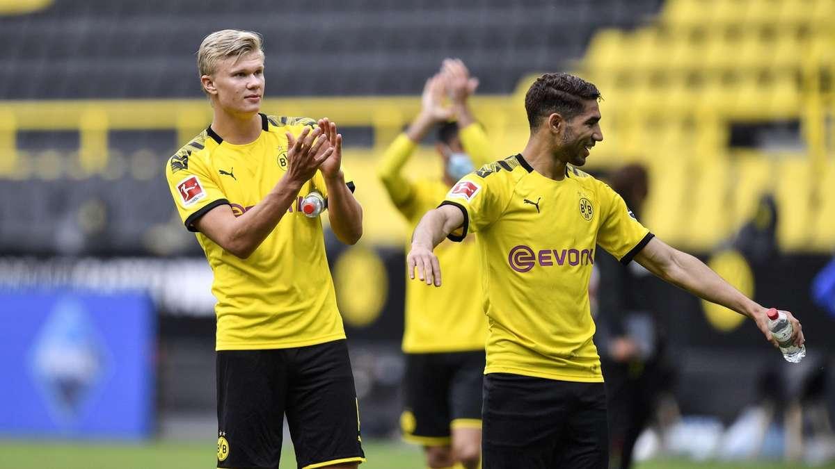 Aufstellung Dortmund