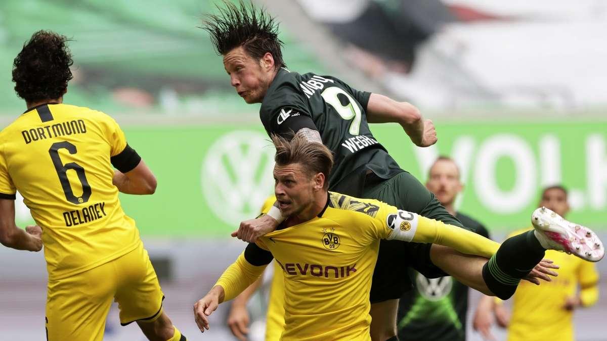 Live Ticker Bvb Wolfsburg