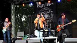 Vier Bands rocken Hilbeck Open Air