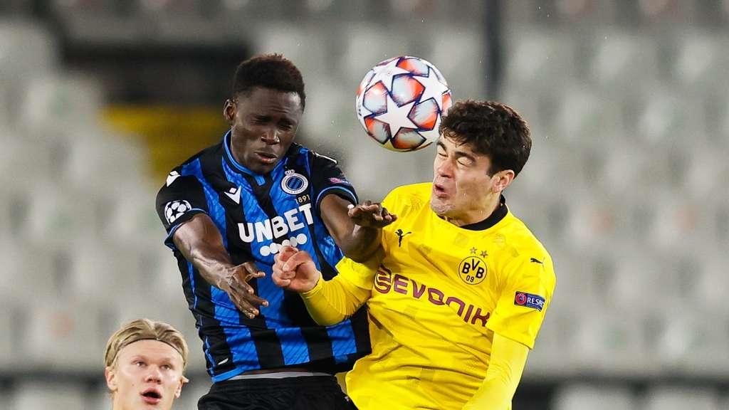 Dortmund Heute Spielstand