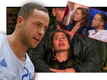 Weinte beim Zuschauen Ihr Ehemann Judith &
