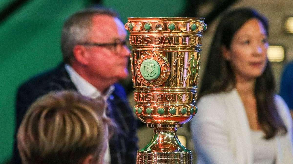 Dfb Pokal 2021 2. Runde