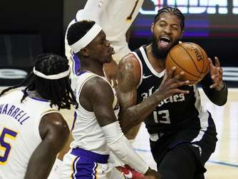 L.A.-Derby in der NBA: Lakers chancenlos gegen Clippers