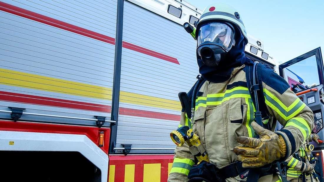 Die Feuerwehr Werl rückte am Dienstag unter anderem zur Sälzer-Sekundarschule aus.