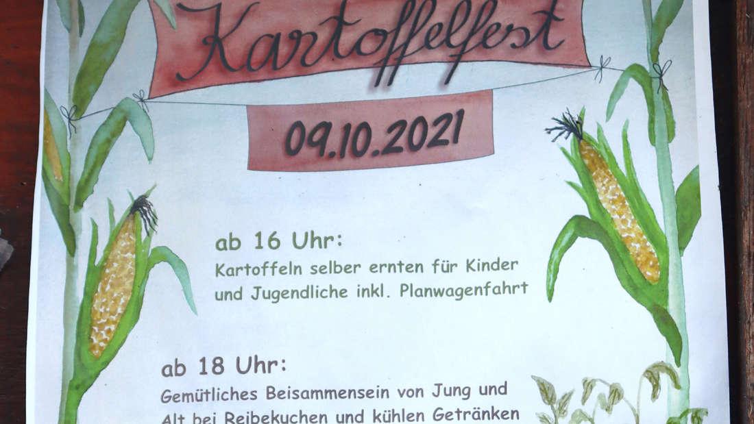 1. Kartoffelfest in Niederbergstraße