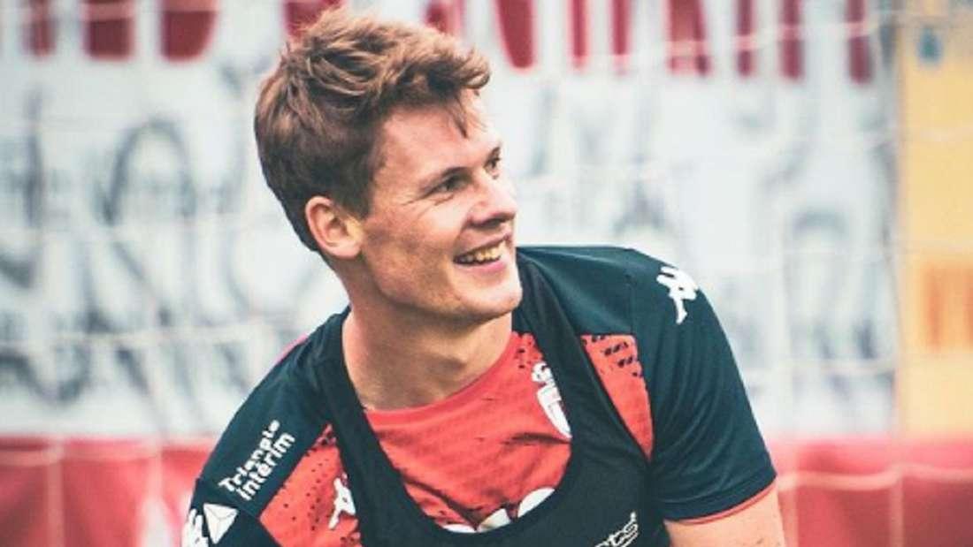 Torhüter Alexander Nübel spielt seit dieser Saison im Trikot von AS Monaco.