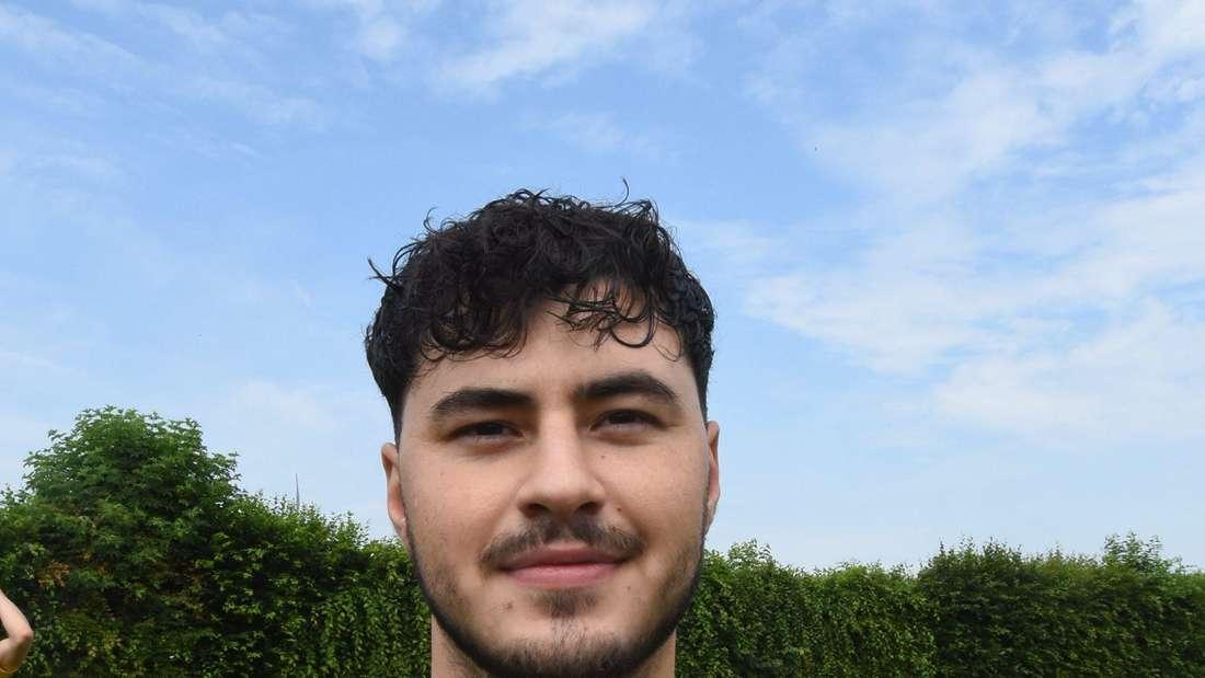 SemihKaraca, Angreifer des Fußball-Landesligisten SV Hilbeck